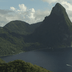Cineflex from Active Camera Systems shoot for St.Lucia Tourism
