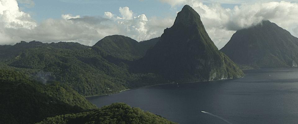 Piton Mountains